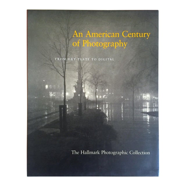 """""""An American Century of Photography"""" 1st Edtn 1995 Iconic Volume Photography Book For Sale"""