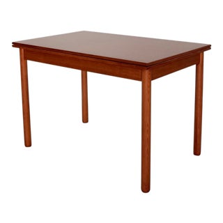 1960s Danish Modern Table Dining Table For Sale