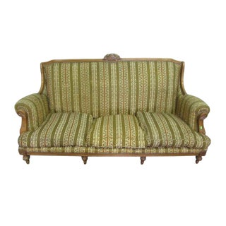Victorian Era Couch For Sale