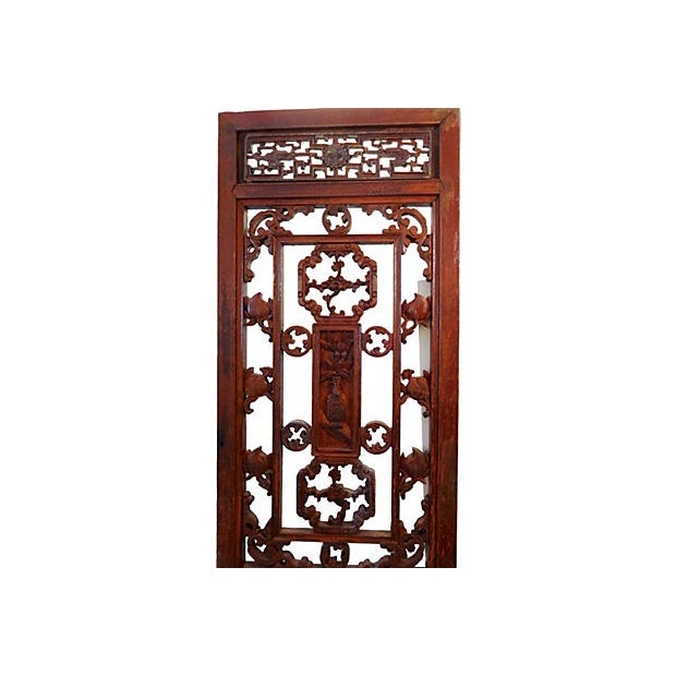 Antique Chinese Doors - A Pair - Image 4 of 8