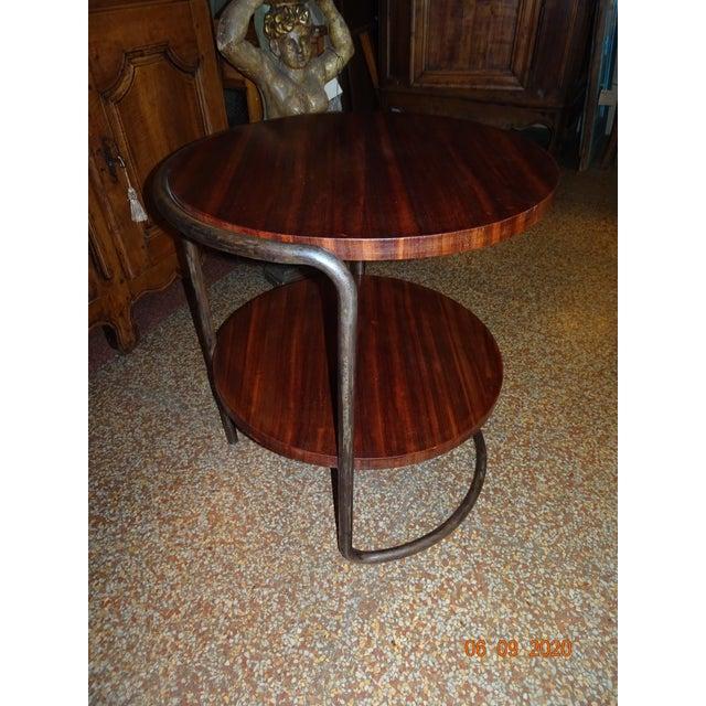 Art Deco French Side Table For Sale - Image 4 of 13