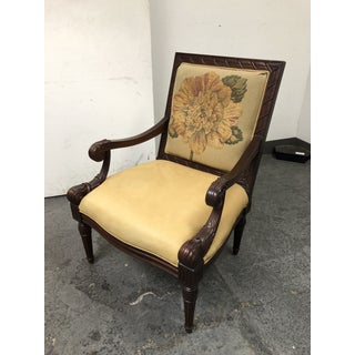 Sam Moore Furniture Arm Chair Preview