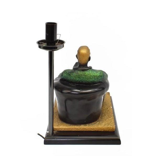 Figurative 1980's Reto Figurative Pop Culture Table Lamp For Sale - Image 3 of 13