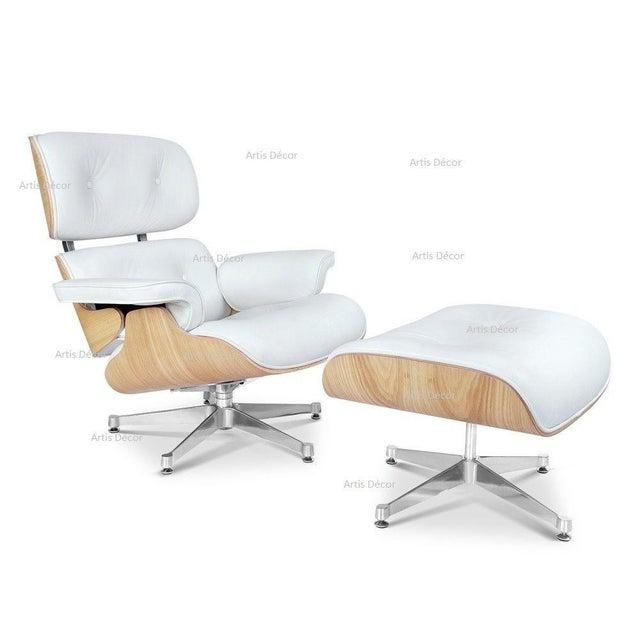 Ashwood Lounge Chair & Ottoman - Image 3 of 5