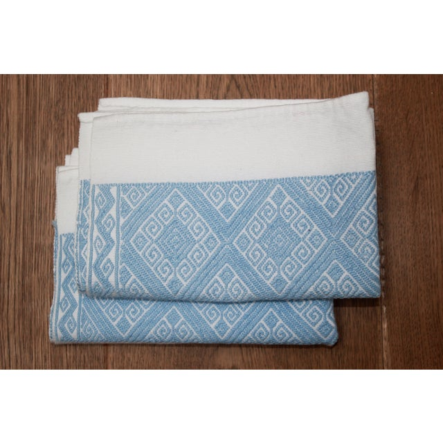 Hand-Woven Chiapas Placemats - Pair - Image 2 of 6