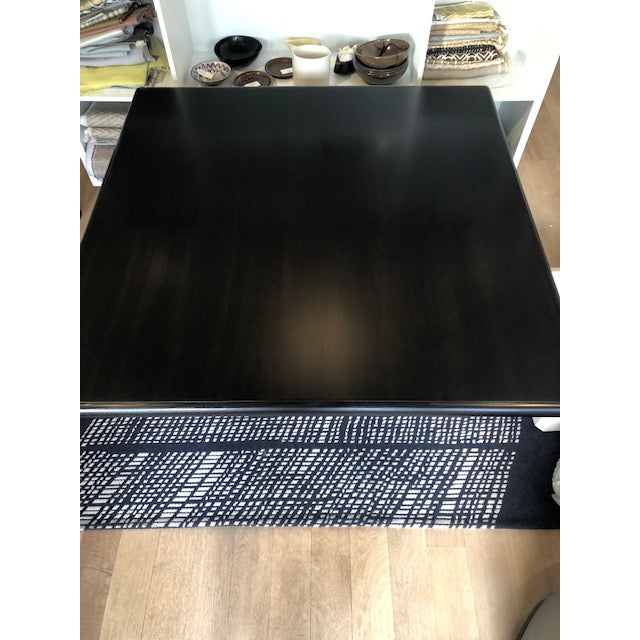 Mid-Century Modern Vintage Milo Baughman Center Dining Table For Sale - Image 3 of 4