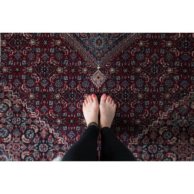 Vintage Bidjar Carpet Rug - 6' x 9' - Image 4 of 6