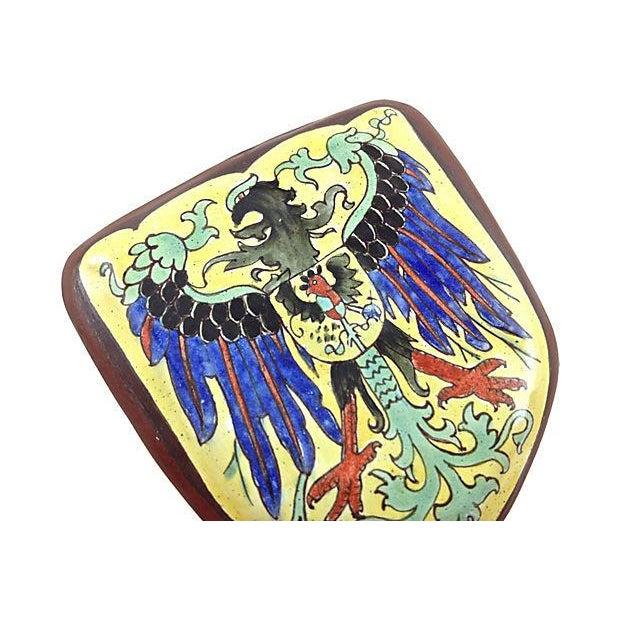 Coat of Arms Enamel Box - Image 3 of 6