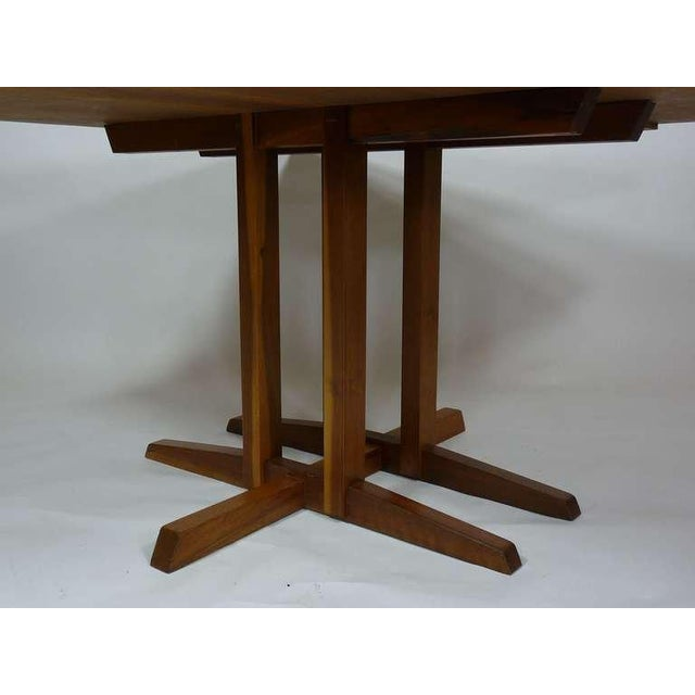 George Nakashima Frenchman's Cove Dining Table For Sale In Boston - Image 6 of 9
