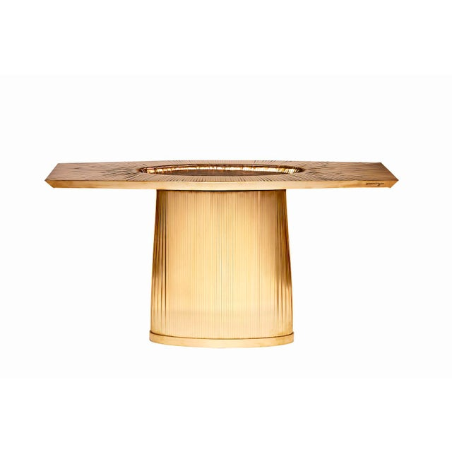 Contemporary The Vortex Console by Yann Dessauvages For Sale - Image 3 of 3