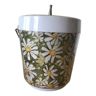 West Bend Daisy Ice Bucket For Sale