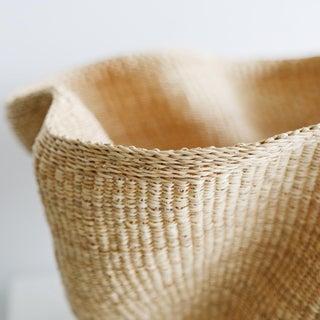 Contemporary Woven Basket Preview