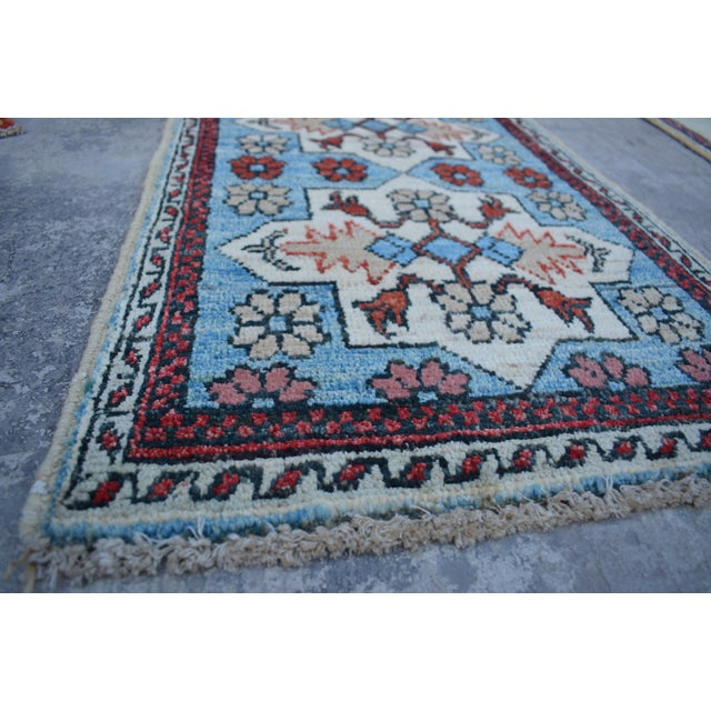 Stunning Afghan Turkoman hand knotted Bokhara rug tightly hand knotted by expert weavers. 100% sheep wool natural dyed...
