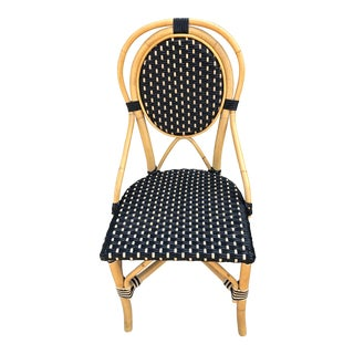 Palecek French Bistro Chair For Sale
