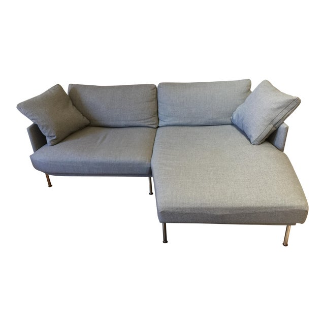 Design Within Reach Modern Sectional Sofa - Image 1 of 6