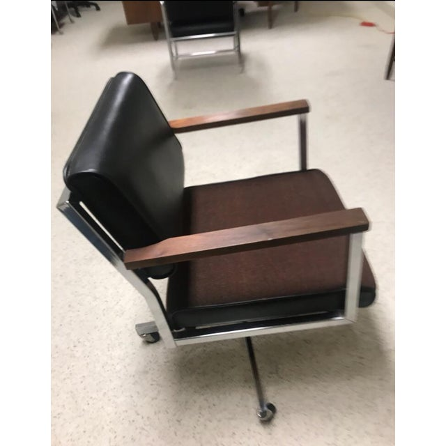 Vintage EckAdams Corp 1970's Office Chair For Sale In Wichita - Image 6 of 9