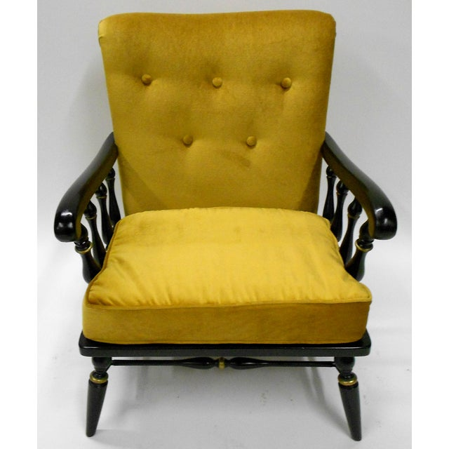 Mid-Century Baumritter Lounge Chair - Image 2 of 7