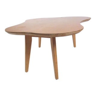 Jens Risom Amoeba Coffee Table by Knoll For Sale