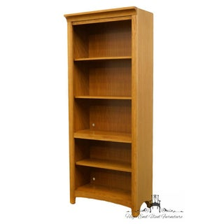 20th Century Traditional Stanley Furniture Golden Oak Bookcase/Wall Unit Preview