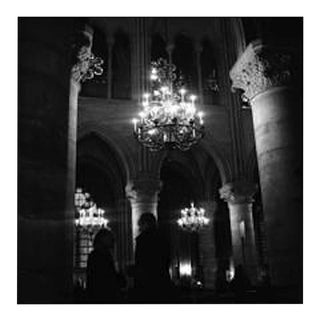 Notre Dame Secret Limited Edition Photography For Sale