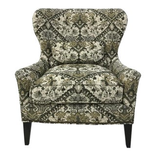 Century Furniture Tessa Wingback Chair For Sale