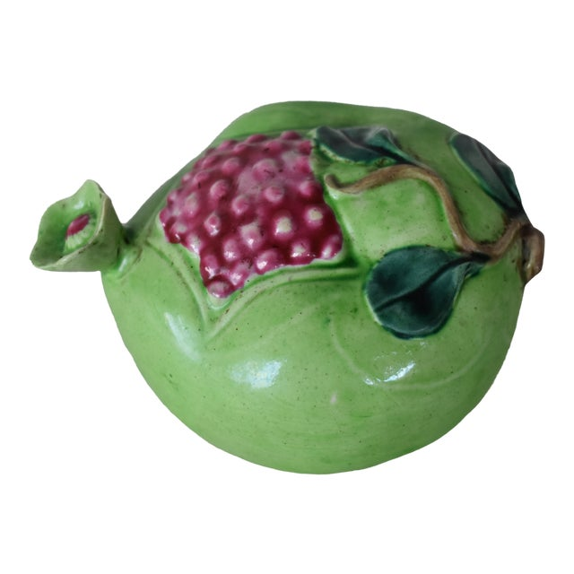 Vintage Chinese Altar Pomegranate For Sale