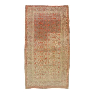 Antique Khotan Gallery Rug With Pomegranate Design - 08'03 X 15'06 For Sale