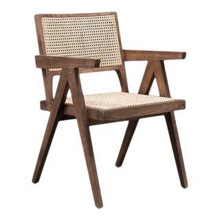 Vesta Maximilian Dining Chair in Walnut
