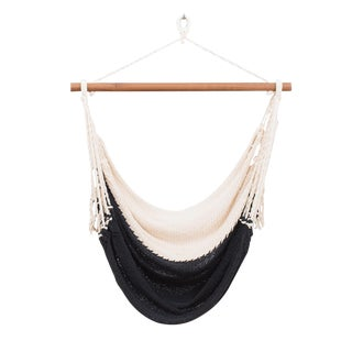 Alba Swing in Charcoal Color Black + Walnut Rod For Sale
