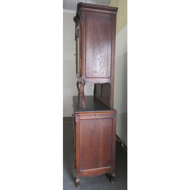 Louis XV Style Normandy Cupboard For Sale - Image 4 of 13