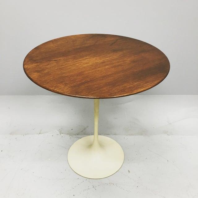 Eero Saarinen for Knoll Tulip Side Table - Image 2 of 8