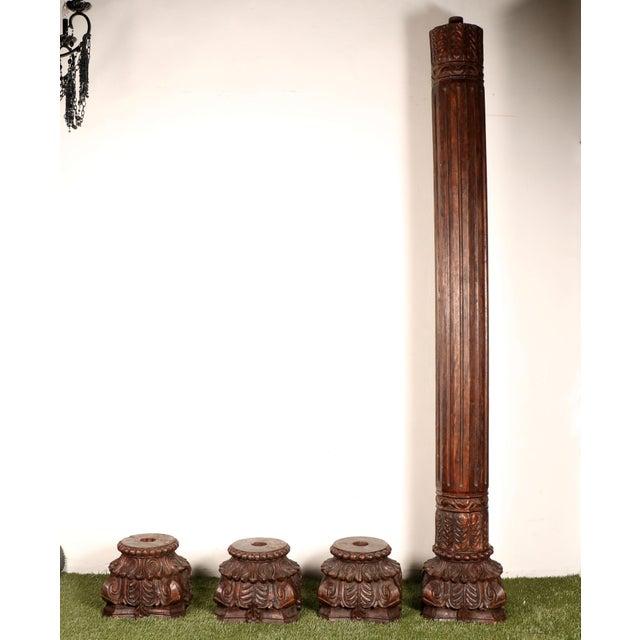 European Style Columns : European style columns pair chairish