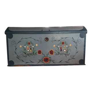 19th Century Dowry Hope Chest