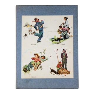 Norman Rockwell, Illustrator For Sale
