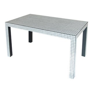 Superstudio ™ / Origin Collection 2020 - Shop Table - Ashen White For Sale