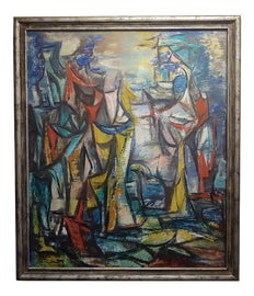 Image of Ceramic Paintings