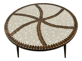 Image of Newly Made Mosaic Coffee Tables