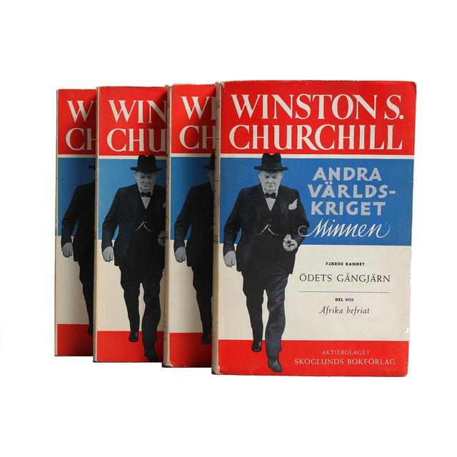 Churchill's Second World War Memoirs - Set of 4 - Image 1 of 3