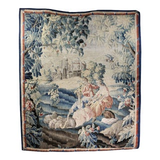 Aubusson Landscape Tapestry
