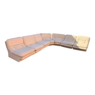 Vladimir Kagan Designed Sectional Sofa For Sale