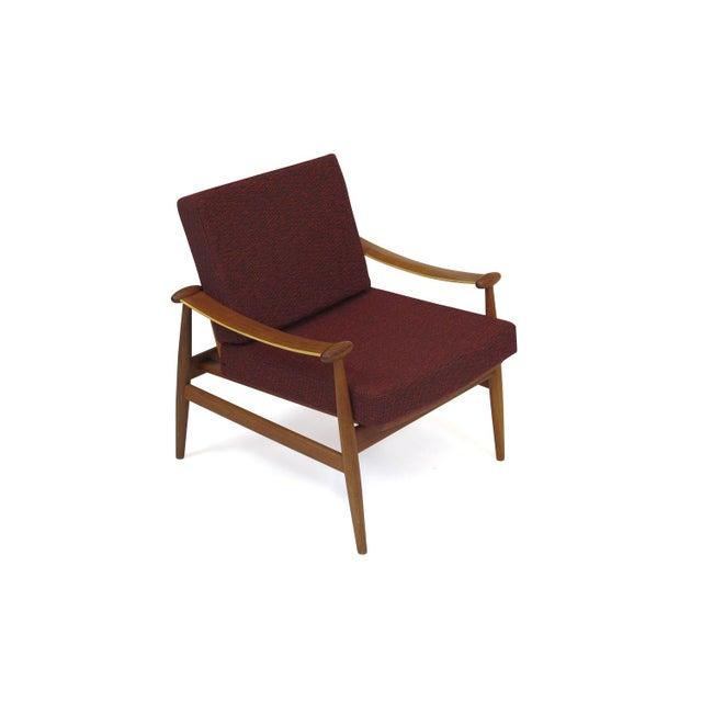 Finn Juhl Spade Mid-Century Danish Lounge Chair - Image 8 of 8