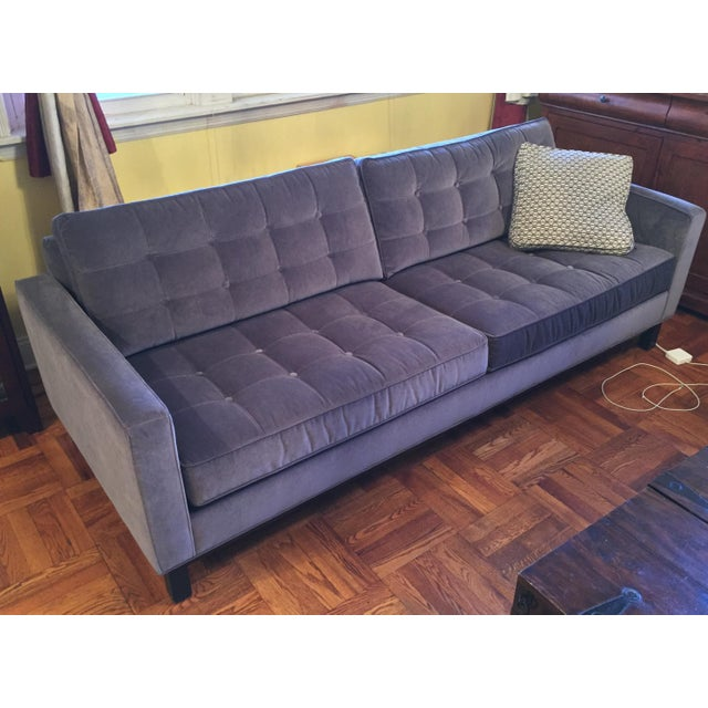 Ethan Allen Melrose Sofa Chairish