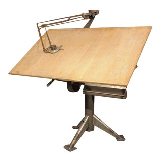 1952 Industrial Architects/Drawing Table