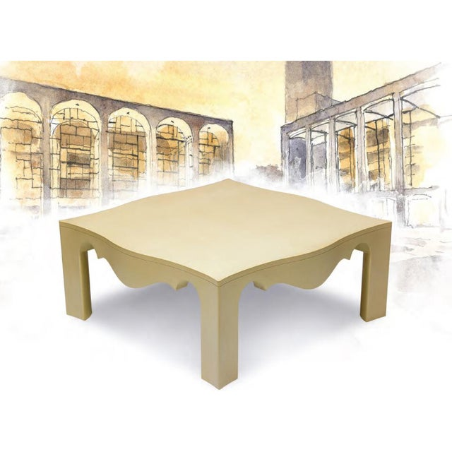 "Truex American Furniture "" Florence Coffee Table"" - Image 3 of 6"