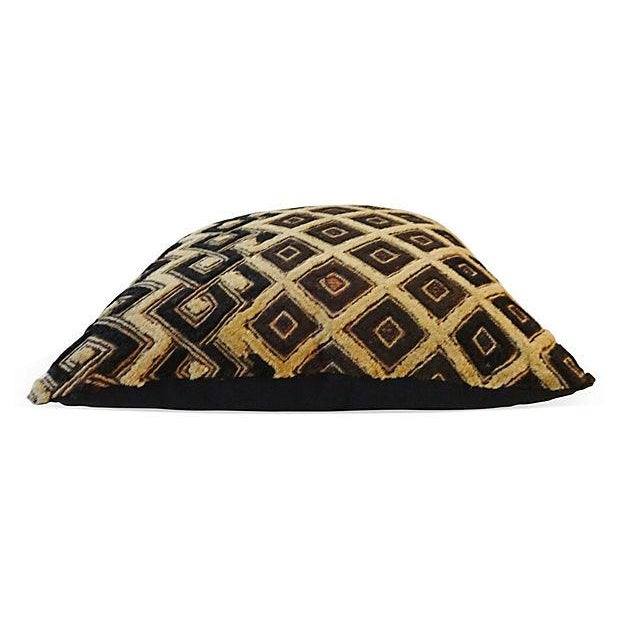 African Kuba Pillow For Sale - Image 5 of 5