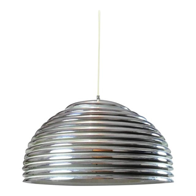 Saturno Hanging Lamp by Kazuo Motozawa for Staff Lights, 1970s For Sale