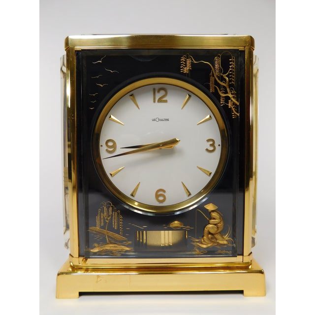 1950's Jaeger LeCoultre Asian Marina Atmos Clock - Image 2 of 11