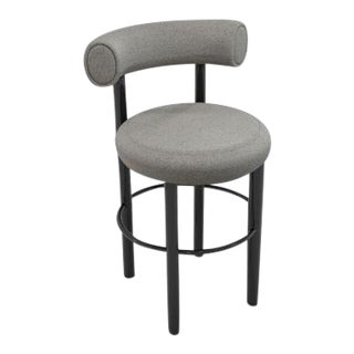Tom Dixon Fat Stool 65 Micro Boucle 0404 For Sale