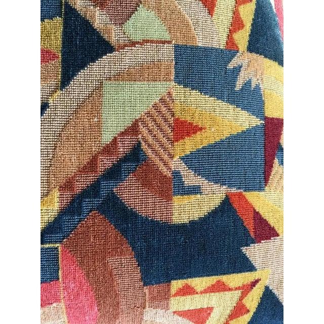 Angelo Donghia Memphis Upholstered Sofa - Image 8 of 8