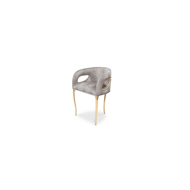 Chandra Chair From Covet Paris For Sale - Image 9 of 9